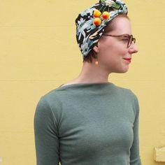 Frantically Jen's beautiful Green Gable Top.