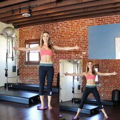 The Best Inner-Thigh Exercises for Women: Pilates Side Splits