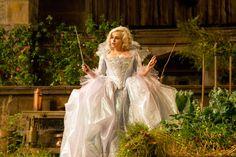 Helena Bonham Carter Interview Cinderella Fairy Godmother (Vogue ...
