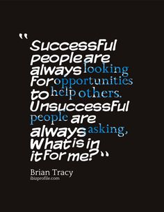 Brian Tracy Quote Poster: Successful people are [...]  **These Brian Tracy programs will change your life.