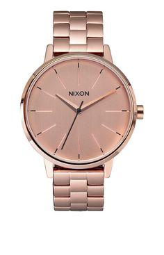 Reloj/Watch/Womens Nixon Kensington All Rose Gold Skate Urban Street