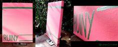 No Name / Green on Pink / Ruiny - Ruins by MileniaLicorne.deviantart.com on @deviantART