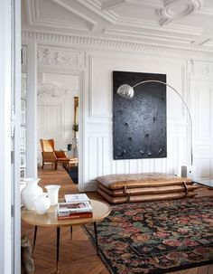 Interior by Luis Laplace. More on www.worldofentourage.com