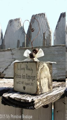 IN LOVING MEMORY Photo Ornament   Loss of Loved One   Miscarriage   Personalized Ornament   Beloved Ornament   Heaven Ornament   Memorial