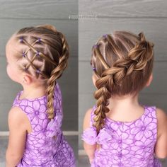 21 Hairstyle Ideas For Girls Of All Ages!