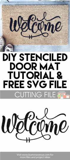 Free SVG cut files for Silhouette & Cricut