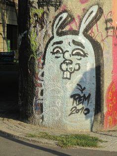 Graffito Donaukanal Wien Graffiti, Neon Signs, Spaces, Painting, Art, Art Background, Painting Art, Kunst, Paintings