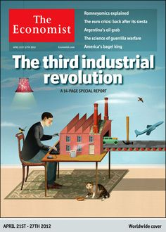 The Economist - plugs you into every region of the world with every issue