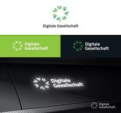 Logo Design #295 | 'organisation for digital rights' design project | DesignContest ®