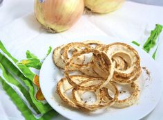 The World's Healthiest Onion Rings @FoodBlogs