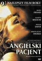 plakat do filmu Angielski pacjent (1996)