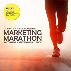 Marketing Marathon 2013 | APPM - Associação Portuguesa dos Profissionais de Marketing