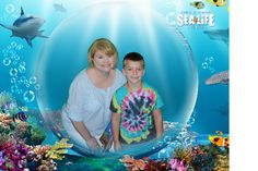 Check out my photo from SEA LIFE Charlotte-Concord!