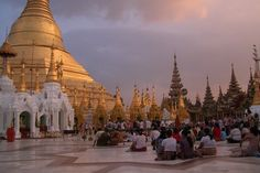 Yangon's Shwedagon Pagoda is considered the country's holiest Buddhist temple, and Bagan is home to the densest collection of 11th- and 12th-century temples, pagodas and ruins in the world. A hot air balloon ride over the breath-taking archaeological site is a must.