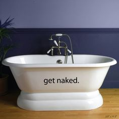 This is so cute. Totally wanna put this on my bathtub!