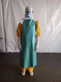 I cried when patients died or when got better.I have feelings & I deal w them. Trash Bag Dress, Latex Gloves, Medical Science, Rain Wear, Apron, Fort Smith, Sexy, Inspiring Women, How To Wear