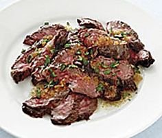 Pound it thin, add a rub or a marinade, and use intense heat for quick-cooking, juicy beef
