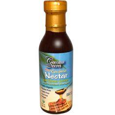 coconut nectar coupon code XUG228 at iherb.com