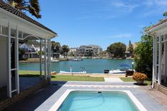 Family Home On A Double Plot on the Marina in Port Alfred