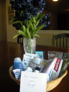 How to make your house feel like a Bed & Breakfast from www.moneysavingmom.com. Love this!