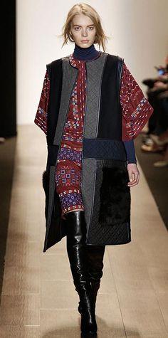 Runway Looks We Love: New York Fashion Week - Fall/Winter 2015 - Jason Wu - #InStyle