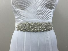 A personal favourite from my Etsy shop https://www.etsy.com/in-en/listing/400457239/bridal-belt