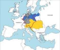 German Territorial Losses Maps Pinterest History - Europe map 1919