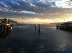 Manly Harbour, Sydney, Australia ... No filter