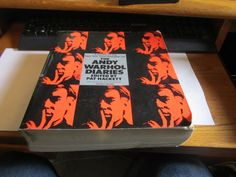 The Andy Warhol Diaries: Andy Warhol, Pat Hackett: 9780446391382: Amazon.com: Books