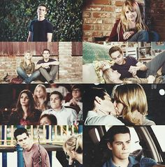 I don't even know what to say about this movie, it's so cute, but yet sad and funny. I know these actors from their individual tv series (Life Unexpected, The Secret Circle and of course Teen Wolf) but together they make an amazing couple, or at least their charecters do. I love it and I will watch it again for sure ! #TheFirstTime <3