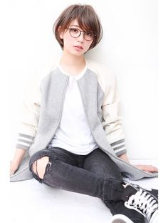 35 Ideas For Hair Short Girl Japan - Hochzeit Kpop Short Hair, Asian Short Hair, Kpop Hair, Short Brown Hair, Asian Hair, Girl Short Hair, Short Hair Cuts, Short Hair Styles, Japanese Short Hair