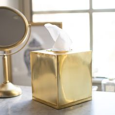 Ha! Can you imagine spending $90 on a tissue box?! Gorgeous! But still hilarious