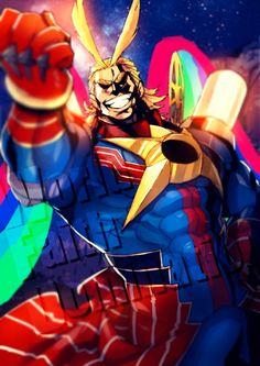 Boku no Hero Academia x Fate Grand Order || Cross-Over [ All Might ]