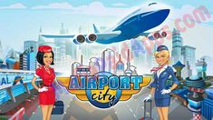 Airport City 6.1.9 Mod (Unlimited Money/Coins) APK for android    Create the airport of your dreams in this city building simulator.  Assemble a fleet of cool planes: from private jets to transcontinental airplanes.  Bring back rare artifacts from your flights and complete collections!  Take part in limited-time adventures and get special rewards.  Team up with your friends and form an alliance! Playing together is always more fun.  Send missions to space after taking control of the skies. A…