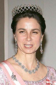 Sua Alteza Real a Senhora D. Isabel de Herédia Duquesa de Bragança.