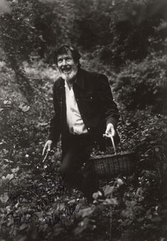 John Cage mushrooming
