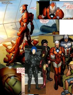 "Iron Man concept ideas or comic ideas? - A 3.75"" Marvel Universe - Marvelous News Forums"