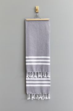 The Hammam Havlu signature towel.  Simple in design, defined by colour. 100% Cotton180cm x 100cmWeight – 415 grams ESRA is seasonless and multifunctional and lo