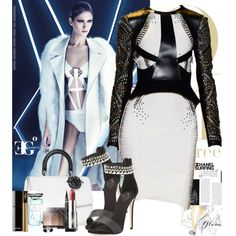 A fashion look from March 2015 featuring Giuseppe Zanotti sandals and Reeds Jewelers earrings.