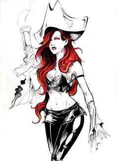 Chillout :: FanArt Miss Fortune