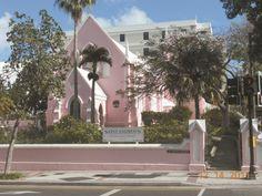 pink church / bermuda