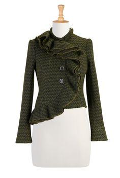 I'm gonna need this. eShakti - Shop Women's designer fashion dresses, tops | Size 0-36W & Custom clothes