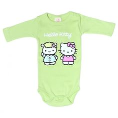 Newborn Girls' Long Sleeve Bodysuit - Hello Kitty Kids