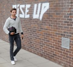 Joe Allen arrives at Melwood for the first day of #LFC pre-season training.