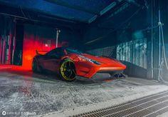 Misha Design Widebody Ferrari 458 Italia