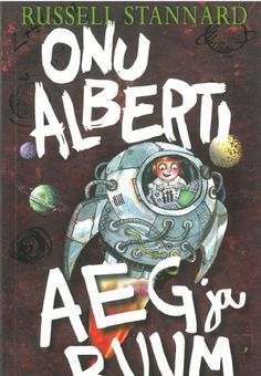 From the kids list, an old favourite - Estonian edition of Uncle Albert by Russell Stannard!