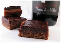 Chocolate Wine Brownies @Kristi Curtis--is this the recipe you tried?