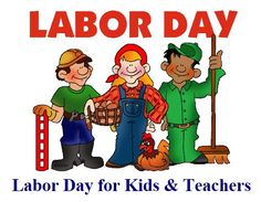 Links to resources for teaching about Labor Day.