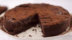 Rachel Allen's Chocolate mousse cake