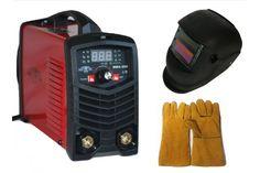 Инверторен електрожен Greenyard - IGBT - ММА 200А - 200 реални ампера + соларна маска и ръкавици -електроди 1 мм до 4 мм - 1 година гаранция Welding Tools, Walkie Talkie, Mma, Electronics, Mixed Martial Arts, Consumer Electronics, Welding Projects